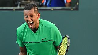 Masters de Indian Wells: A caminho do Estoril, Nick Kyrgios volta a bater Djokovic