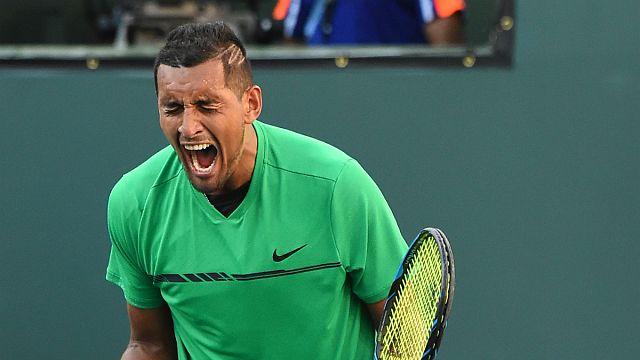 Masters de Indian Wells: A caminho do Estoril, Nick Kyrgios volta a bater Djokovic