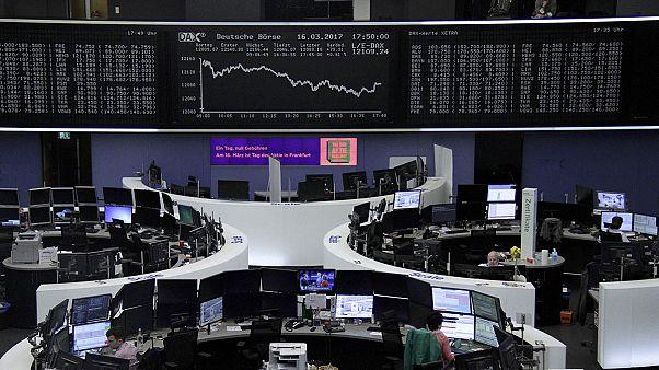 إرتياح عام في أسواق المال العالمية