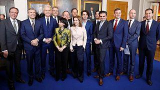 Avrupalı liderler Hollanda'daki seçim sonucundan memnun