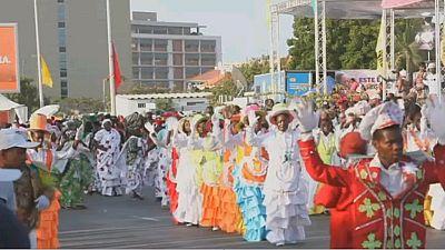 La culture angolaise en représentation lors du festival de Luanda