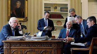 ABD Senatosu Trump'ın dinlendiği iddialarını reddetti