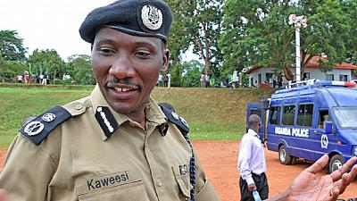 Uganda police spokesperson, two others shot dead in moving vehicle