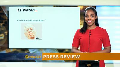 Press Review of March 17, 2017 [The Morning Call]