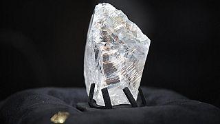 706-Carat diamond unearthed in Sierra Leone