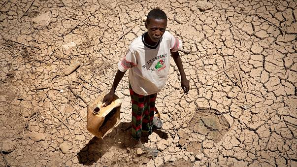 Reality of the worst drought since 1945 peaking in parts of Africa