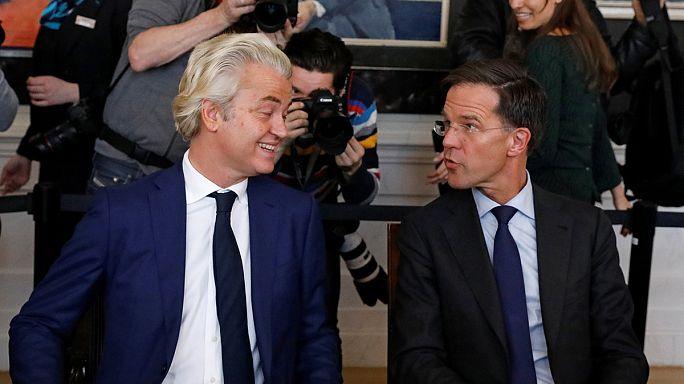 """""""Estado da União"""": alívio na Holanda, luz-verde para Brexit e invetivas da Turquia"""