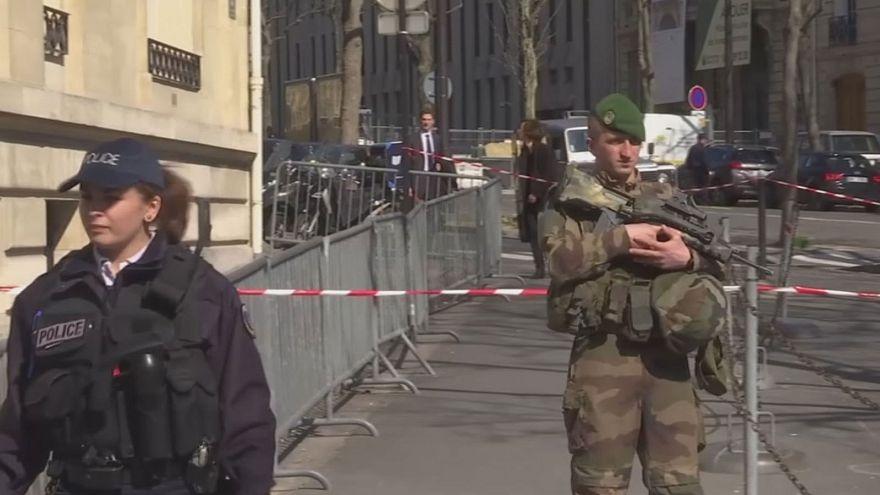 IMF Paris ofisine gönderilen bombalı zarfta Yunanistan izi