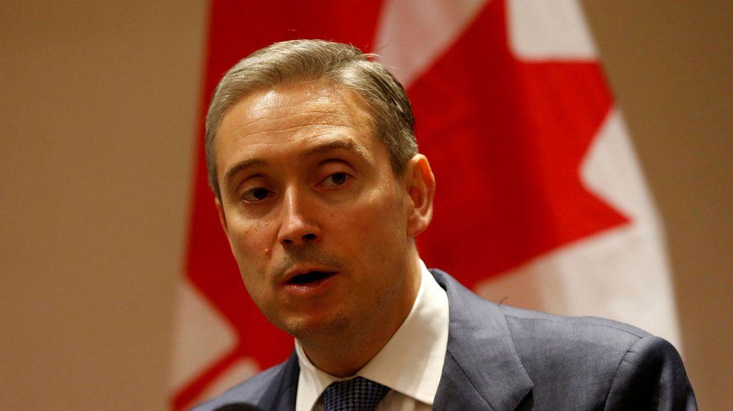 تلاش کانادا برای حفظ قرارداد تجاری «نفتا»