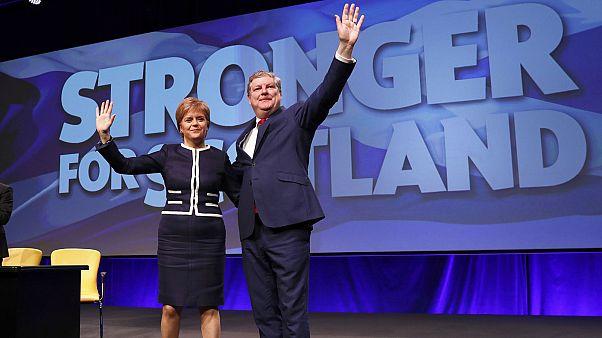 حزب حاکم اسکاتلند به دنبال برگزاری همه پرسی دیگری برای جدایی از بریتانیاست
