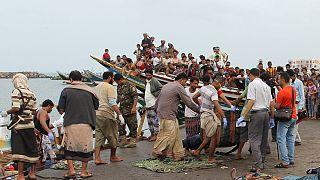 مقتل 42 لاجئا صوماليا على الأقل إثر قصف مركبهم في البحر الأحمر