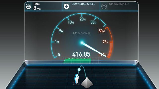 سریعترین اینترنت جهان در کره جنوبی