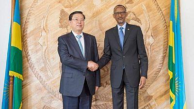 Coopération : la Chine va soutenir le Rwanda à l'ONU et dans les opérations de maintien de la paix