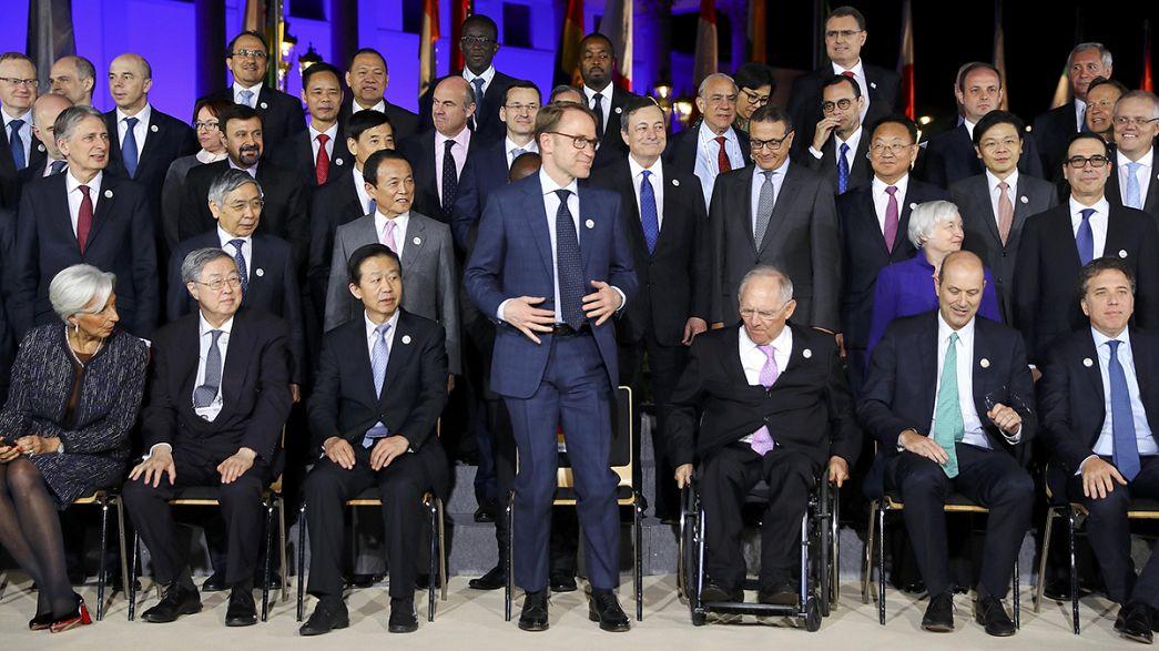 Comércio é um dos temas dominantes na cimeira do G20