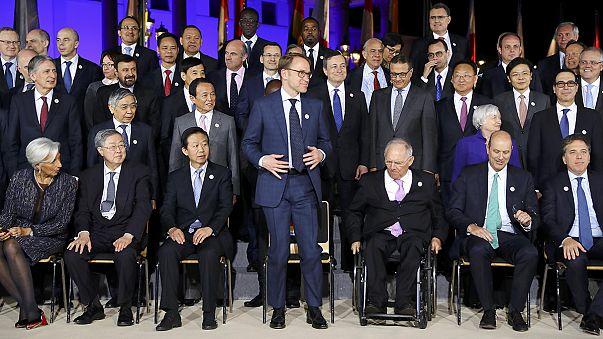 """G20: scontro sul no al protezionismo, Schaeuble """"c'è molto lavoro da fare"""""""