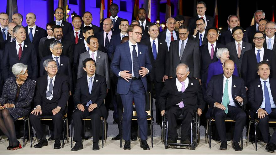 El proteccionismo centra el debate en el G20 de Finanzas, con el nuevo secretario del Tesoro