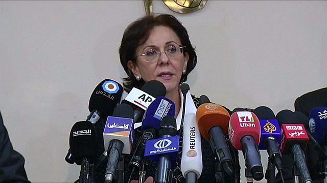 """Polémica en la ONU por un informe que acusa a Israel de """"apartheid"""" contra los palestinos"""
