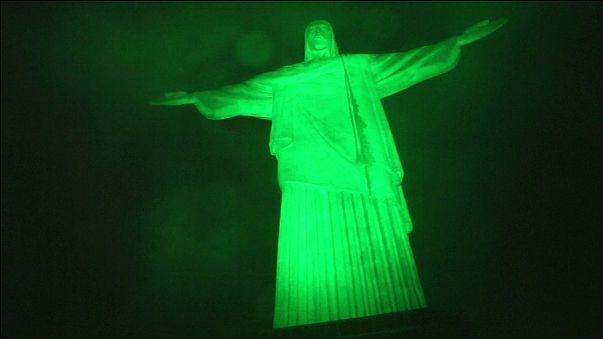 Gemeinsam in grün - Iren feiern weltweit St. Patrick's Day