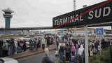 مقتل رجل حاول انتزاع سلاح جندي في مطار أورلي الباريسي