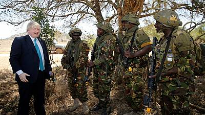 Britain welcomes Kenyan army deployment to quell violence