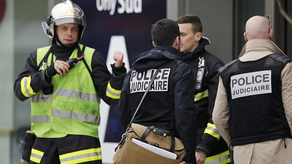 France Orly airport: man shot dead after grabbing soldier's gun