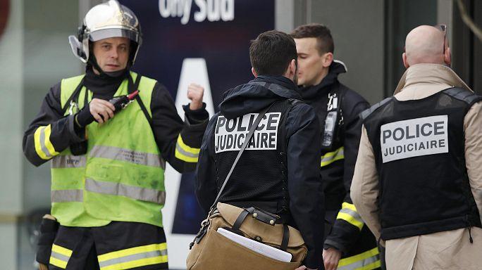 Fransa: Öldürülen şüpheli 39 yaşında Fransız vatandaşı