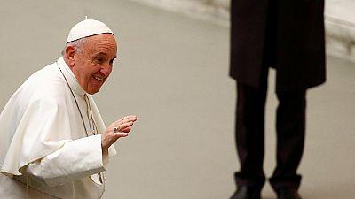 Le pape François en Égypte au mois d'avril