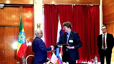 Ethiopia, Russia Sign MoU, Protocol Agreement