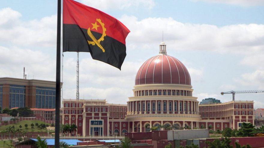 Manifestação contra lei que proibirá o aborto em Angola