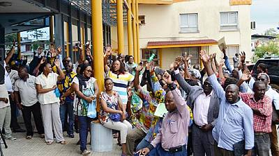 Gabon : les syndicats d'enseignants grévistes interdits d'activité