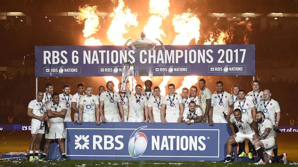 Râguebi: Irlanda priva Inglaterra de conseguir o Grand Slam no Torneio das Seis Nações