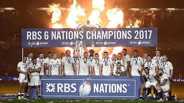 Переможну серію збірної Англії перевано у Дубліні