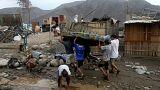 Le Pérou à l'heure d'El Niño : des dizaines de milliers de sinistrés et des dizaines de morts