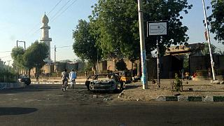 Four suicide bombers kill four in northeast Nigeria's Maiduguri