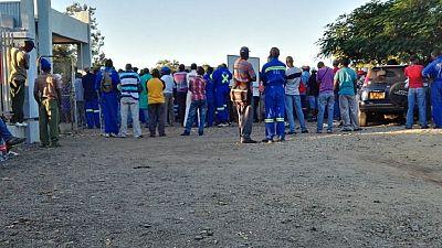 Botswana : l'industrie minière a perdu 21 % de ses emplois en 2016
