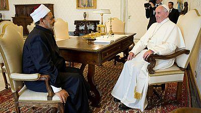 Le pape François attendu au Caire en avril prochain