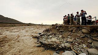 Pérou: pluies mortelles