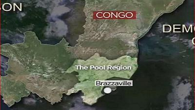 Security forces in Congo Republic kill 15 rebel fighters