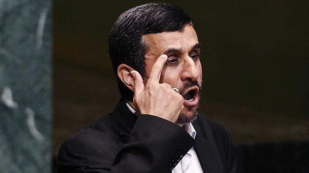 تازهترین ویدئوی احمدینژاد درباره انتخابات: دفاع از بقایی و مشایی