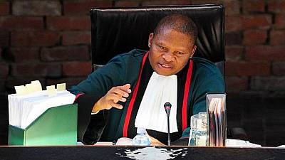 Office of South Africa's Chief Justice burgled, computers stolen