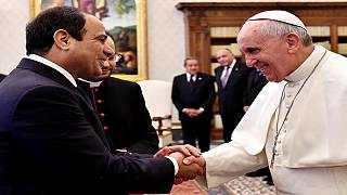 Vatican confirms Pope to visit Egypt in April