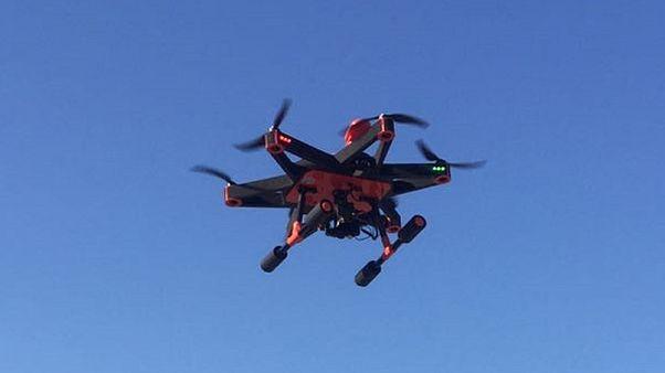 Italia: i nuovi droni della polizia per il controllo del territorio