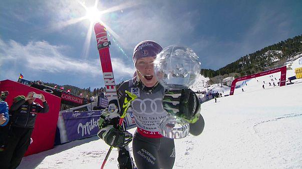 La Copa del Mundo de esquí alpino se despide en Aspen