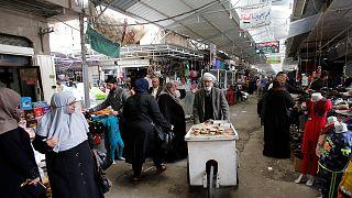 Zona oriental de Mossul regressa à normalidade