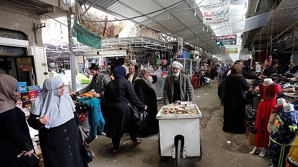 عودة الحياة إلى سوق النبي يونس في شرق الموصل