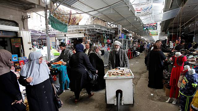 Mosul residents try to resume 'normal life' after ISIL