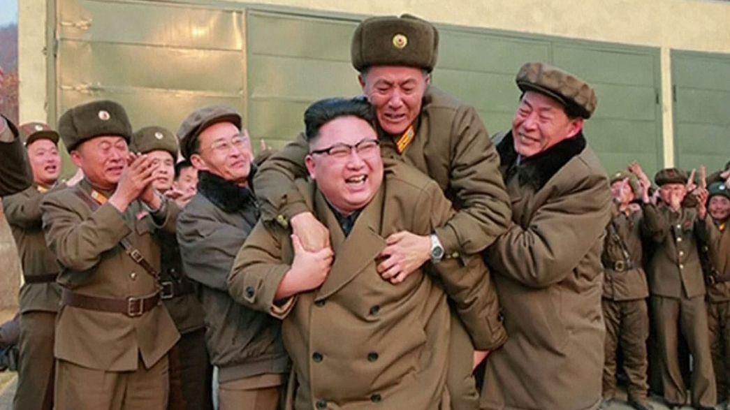 Corée du Nord : essai d'un nouveau moteur de fusée