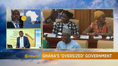"Ghana's ""oversized"" government [The Morning Call]"