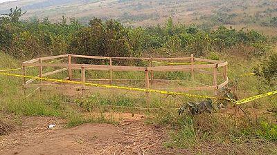 RDC: au moins 8 fosses communes découvertes autour de Tshimbulu, selon une enquête