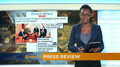 Press Review of March 20, 2017 [The Morning Call]